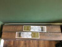 12mm laminate floor boards - 6 + 3/4 packs - NEW, in original packaging. Emperor woodland oak.