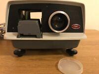 Vintage cased Aldis XT 434 projector