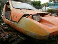 Bond Bug Bodyshell. Engine.Gearbox etc