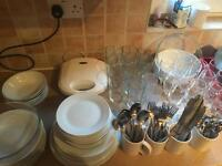 Set for kitchen
