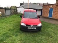 Vauxhall combo crew 1.3 cdti £1500