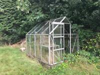FREE Traditional glass greenhouse