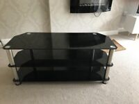 Tv stand / Table almost new black good condition