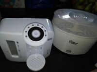 Tommee tippee perfect prep and steriliser