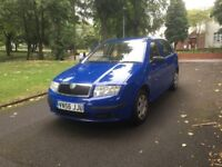 2006 (56) SKODA FABIA CLASSIC 5DR 1.2 PETROL **LOW MILEAGE ONLY 65K + FSH + DRIVES VERY GOOD**