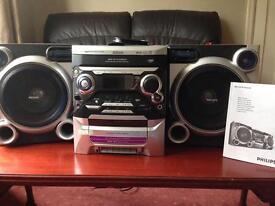Philips mini hi-fi system