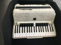 Accordion 120 Bass Pearl River