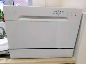 ESSENTIALSCDWTT15 Compact, top Dishwasher