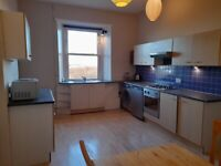 Large 1 Bed Furnished Flat, Angle Park Terrace, Central Edinburgh