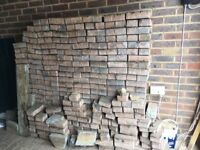 Free to collector bricks
