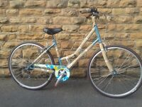 NEW Elswick Liberty 700C Ladies Heritage Hybrid Road Trails Bike RRP £329