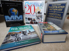 Collection of 5 Hardback Books