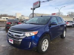 2014 Ford Edge SEL AWD w/leather and back up camera