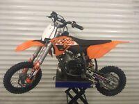 KTM SX 50 2015 Motocross bike