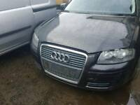 AUDI A3 1.9 TDI BREAKING FOR SPARE PARTS