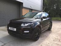 Range Rover Evoque with Black Pack Excellent condition
