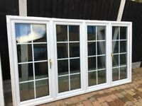 1 No. uPVC double-glazed (used) window in good condition