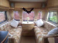 2007 Coachman Amara 520, 4 berth caravan
