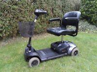 Go Go Traveler Elite Mobility Scooter