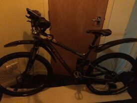 Trek Fuel EX 8 2014 Mountain Bike -