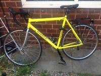 Ribble Racer Bike Yellow