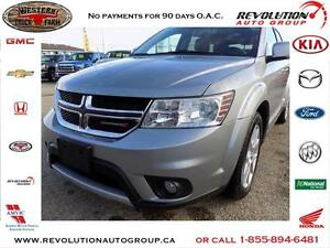 2015 Dodge Journey R/T ALL WHEEL DRIVE