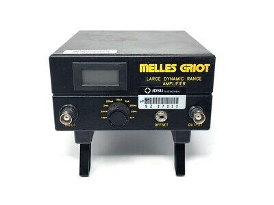 Usa Melles Griot Large Dynamic Range Amplifier