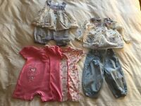 9-12month girl clothes