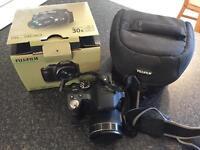 Fujifilm SL300 digital camera with case and all original accessories.