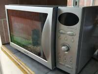 Samsung microwave C95/Oven/Grill.