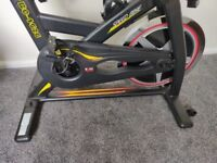 Brand new barely used spinning bike.