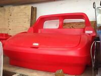 Little Tykes Red Car Kids Bed