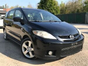 2006 Mazda MAZDA5 GS Sunroof Cruise Control