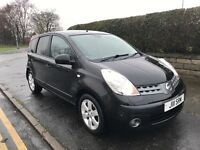 Nissan Note 1.5 dci Diesel Great MPG Cheap to Run Tax & Insure!