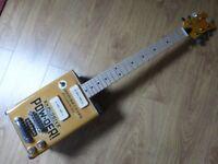 Bohemian Oil Can Guitar TNT 2 x P90
