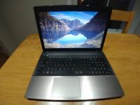 Asus K55a laptop. Windows 10