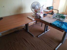 Large corner desk #015