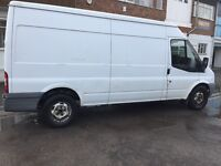 Ford Transit MWB 2008 High Top 2.2d