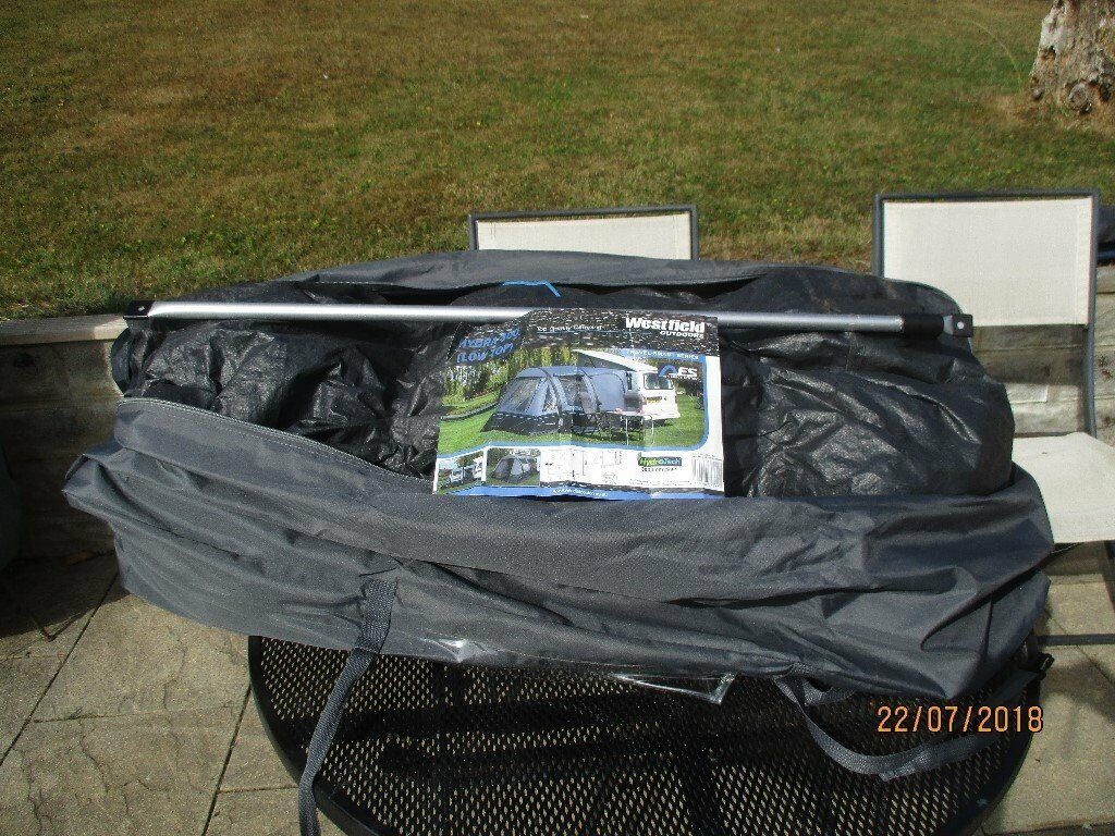 Low top drive away awning T4, T5, Vito ..PRICE REDUCED, NO ...