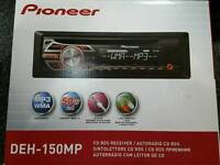 (New) Pioneer DEH-150MP