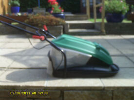 QUALCAST 1500 WATT ELCTRIC MOWER