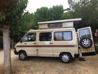 Renault Traffic Camper/Motor Home