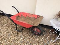 Wheelbarrow FREE