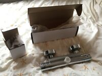 NEW EXPOSED CHROME THERMOSTATIC SHOWER MIXER - £50 ONO