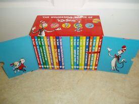 Dr Seus Box Set Brand New