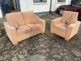 🚚🚚✅✅2+1 Comfortable Sofas For Sale Really Good Condition Free Delivery Radius Apply✅✅