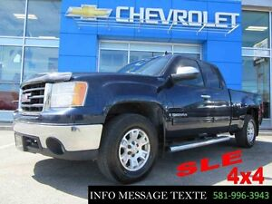 2007 GMC Sierra 1500 4WD Extended Cab SLE