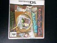 Mystery Case Files: Millionheir (Nintendo DS Game)