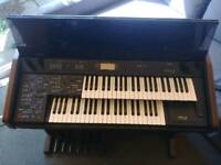 Technics SX-EX25 Electronic Organ (with Books)