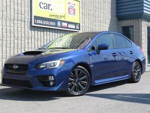 2015 Subaru WRX Sport Package *106, 36$/sem, 0$ comptant
